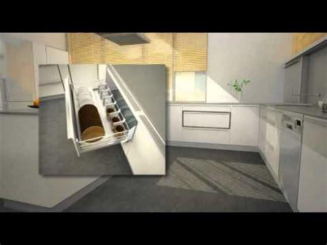 linea compact equipamiento interior de muebles de cocina