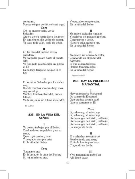 Himnario Manantial de Inspiracion by Carlos José - Issuu