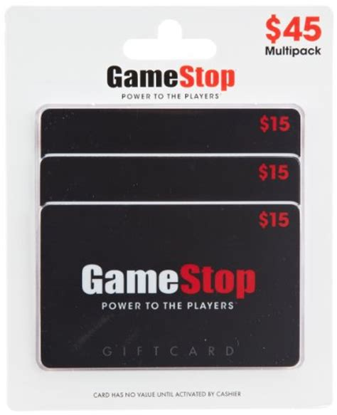 Gamestop Gift Card - gift cards for all shopswell