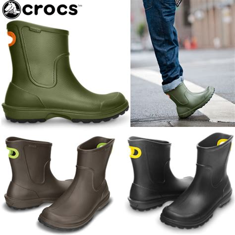 rainy shoes for mens reload of shoes rakuten global market crocs s