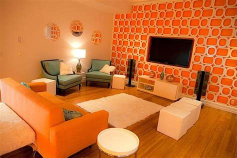 Living Room Accessories Orange Orange Living Room Ideas Home Design Ideas