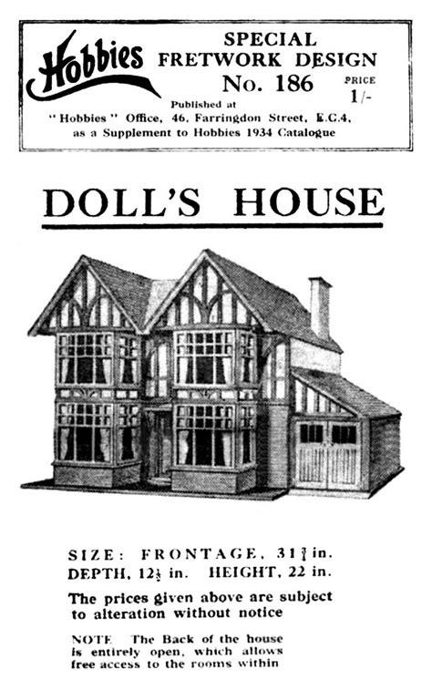 Tudor Dolls House (Hobbies No186 Special) - The Brighton