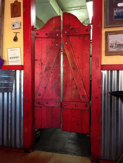 swinging doors saloon 17 best images about saloon doors on pinterest yellow