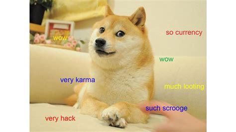 Christmas Doge Meme - millions of meme based dogecoins stolen on christmas day