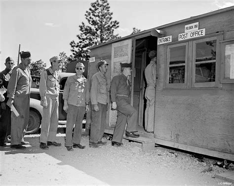 Los Alamos Post Office los alamos declassified by bernstein nyr daily