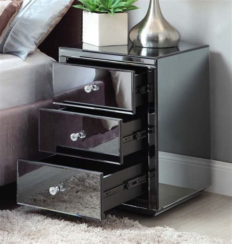 Pottery Barn Mirrored Nightstand by Ideas Of Ultra Modern Mirror Furniture Designs Ideas