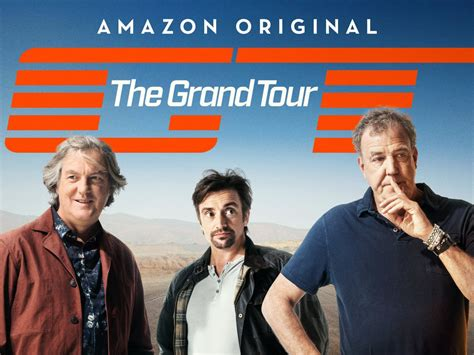 amazon grand tour the grand tour season 2 arrives on december 8th