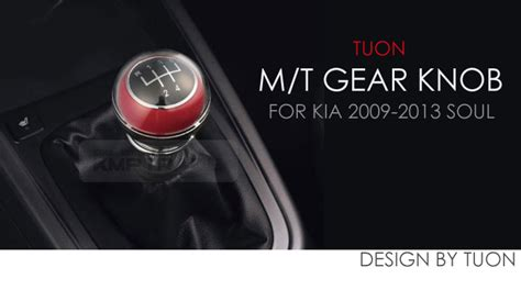 tuon point 5 speed manual transmission gear knob for