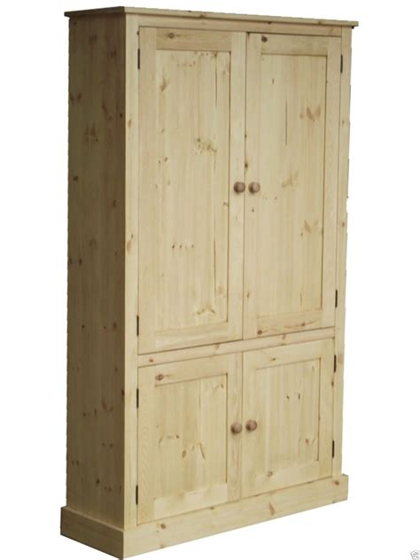 armoire linen cupboard linen cupboards furniture ebay