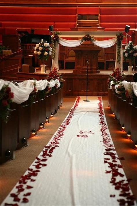 wedding decorations on a budget ceremony aisle runners archives the bad