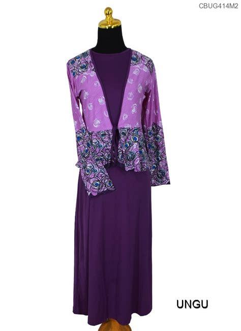 gamis blazer krishnanda gamis muslim murah batikunik