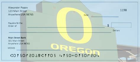 Oregon Background Check Order Of Oregon Checks Get Bank Checks Check Designs