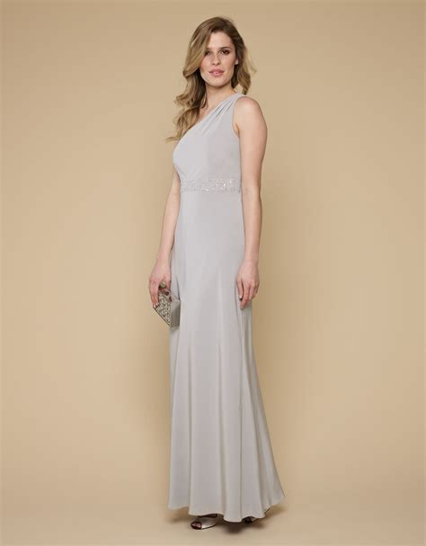 Directional Dresses Frommonsoon by Oonagh Maxi Dress In Silver Wedding Dress From Monsoon