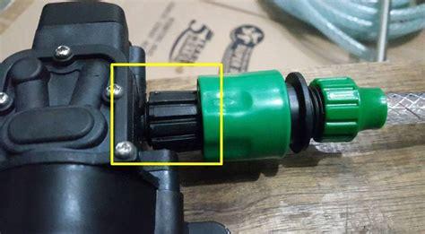 Harga Selang Pompa Irigasi konektor selang ke pompa dc 12 v awet dan tahan lama