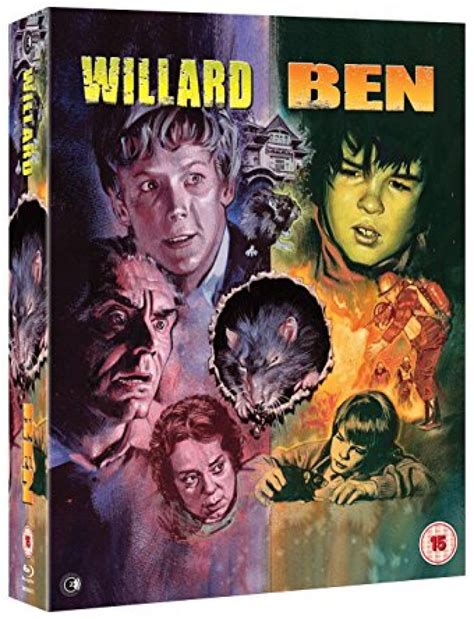 my bloody special edition willard ben limited edition boxset reviewed by