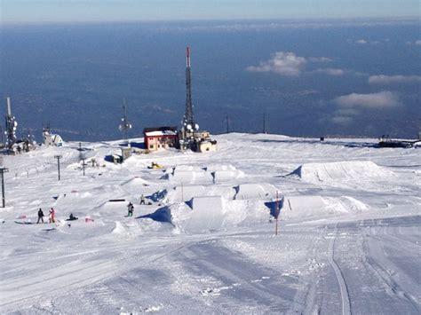 passo lanciano web sci alla majelletta sabato la riapertura degli impianti