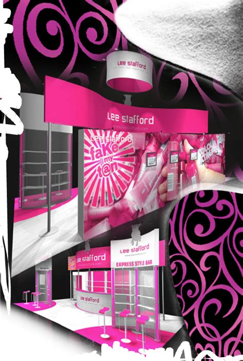 booth graphic design inspiration peninsula booth design inspiration captivating curves