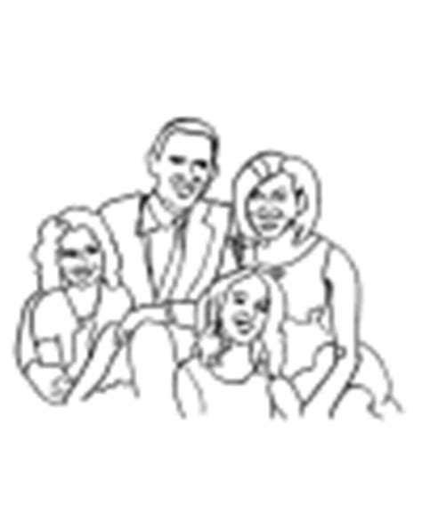 coloring pages obama family barack obama biography facts pictures and coloring pages