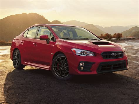 subaru impreza wrx 2018 2018 subaru wrx price photos reviews safety