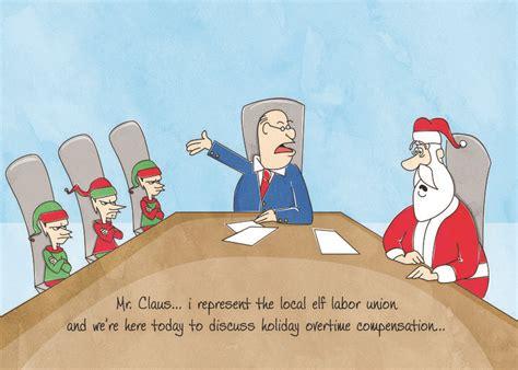 elf labor christmas card christmas cards charity christmas cards cards