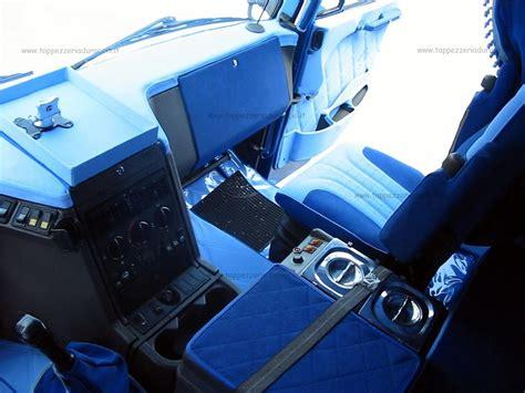 cabina turbostar stian iveco turbostar tappezzeria duraccio