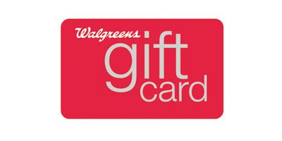 Walgreens Gift Card Policy - walgreens free 25 gift card when you transfer a prescription