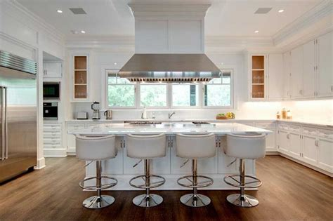 kitchen island stools with backs arms modern on 2018