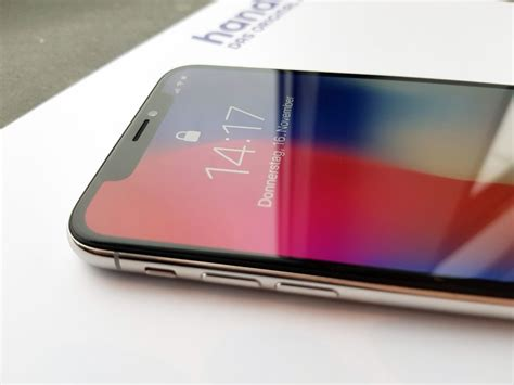 Iphone X Spacegrau Rahmen Polieren by Iphone X Im Fakten Check Handy De