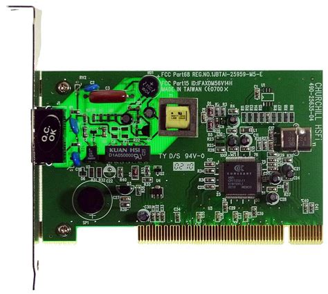 Conexant Pci Modem pci modem conexant intern id2154