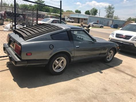 1982 datsun 280zx parts 1982 datsun 280zx rust issues great project car or