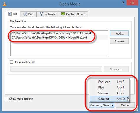 format dvd ke mp4 vlc media player als videoconverter converteer mp4 wmv