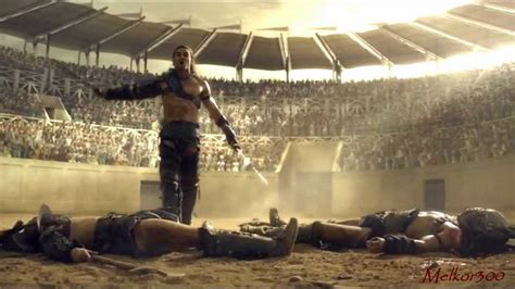 as the gods will spartacus tribute we were gladiators