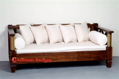 daybed as contemporary teak bench sofa cross daybed bench sofa