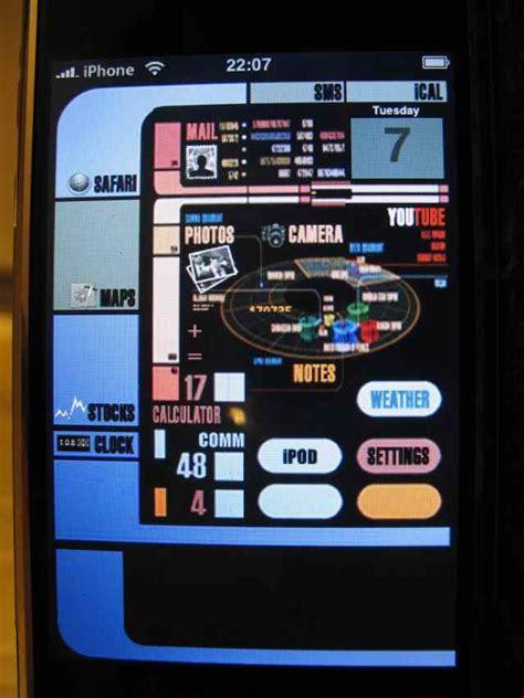 star trek themes for iphone 6 iphone lcars wallpaper wallpapersafari