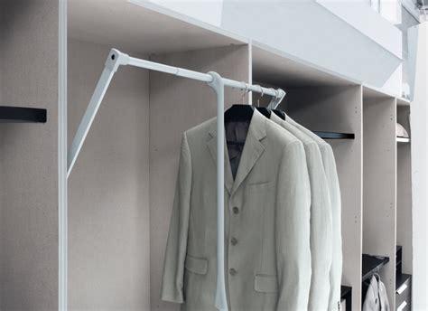 Jesse Pull Down Rail   Jesse Wardrobes At Go Modern Furniture