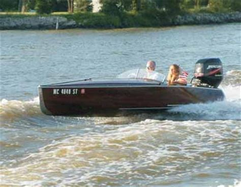 hacker boat plans the rascal project building a runabout with west system