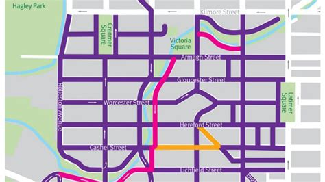 Buzz Purple A Color For Everyone Second City Style Fashion by Speed Limit Reduction For Christchurch S Central City