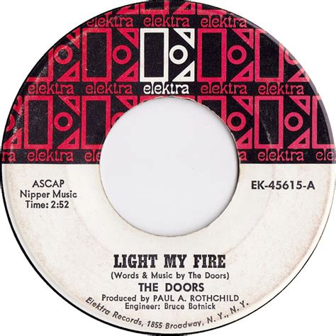 the doors light my fire 1967 all charts weekly top 40