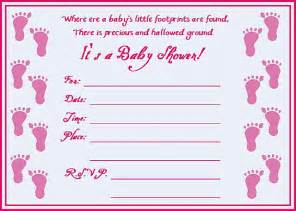 blank baby shower invitation template cloveranddot com