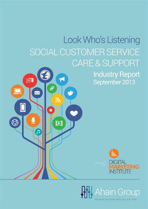 social customer service care and support digital economy
