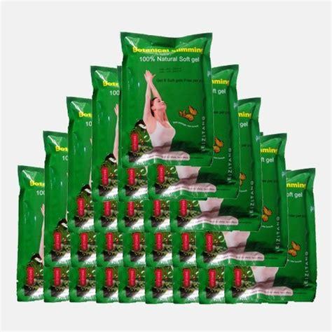 Meizitang Slimming Capsule Bpom 1 25 packs new meizitang botanical slimming soft gel authentic meizitang botanical diet
