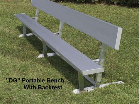 aluminum sport benches aluminum benches