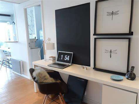 am駭ager un coin bureau dans un salon question de style un bureau chez soi pour travailler
