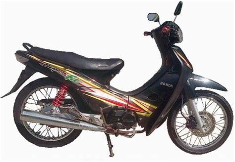 Sparepart Honda Supra Fit 2005 modifikasi honda supra fit