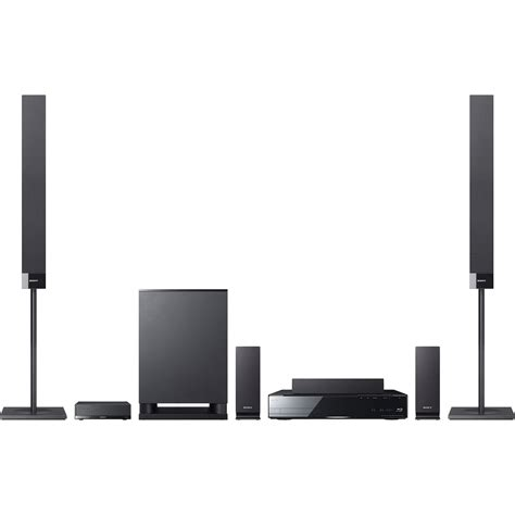 sony bdv hz970w home theater system bdv hz970w b h