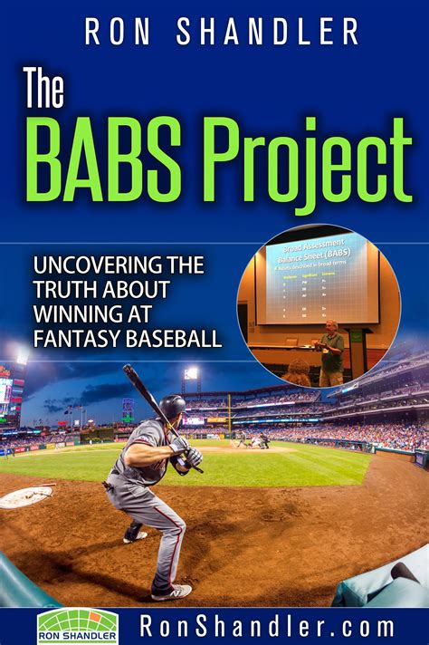 shandler s 2018 baseball forecaster encyclopedia of fanalytics books the babs project uncovering the about winning at
