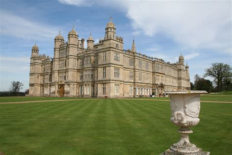 *Not Building So Far* Burghley House Project By 60209060