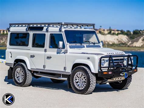 land rover 110 for sale arkonik rapide edition 1985 land rover defender 110