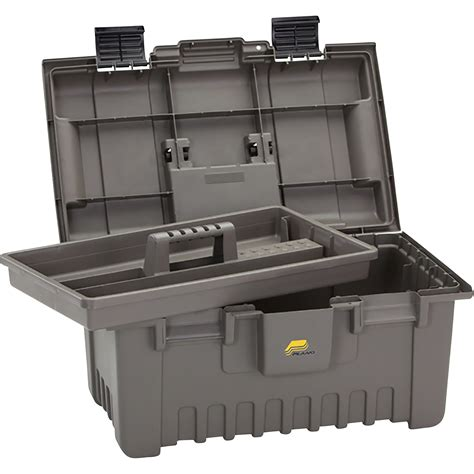 awesome boxes plano 22in big awesome box tool box with tray model 781