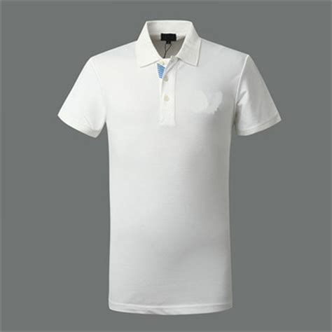 Tshirt Kaos Baju Home Clothing 1 cotton plain white color polo t shirt stand collar polo